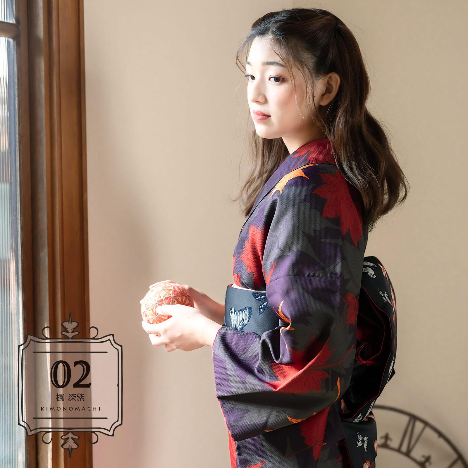 02楓 深紫