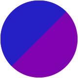 【青色】【紫色】の髪飾りを探す